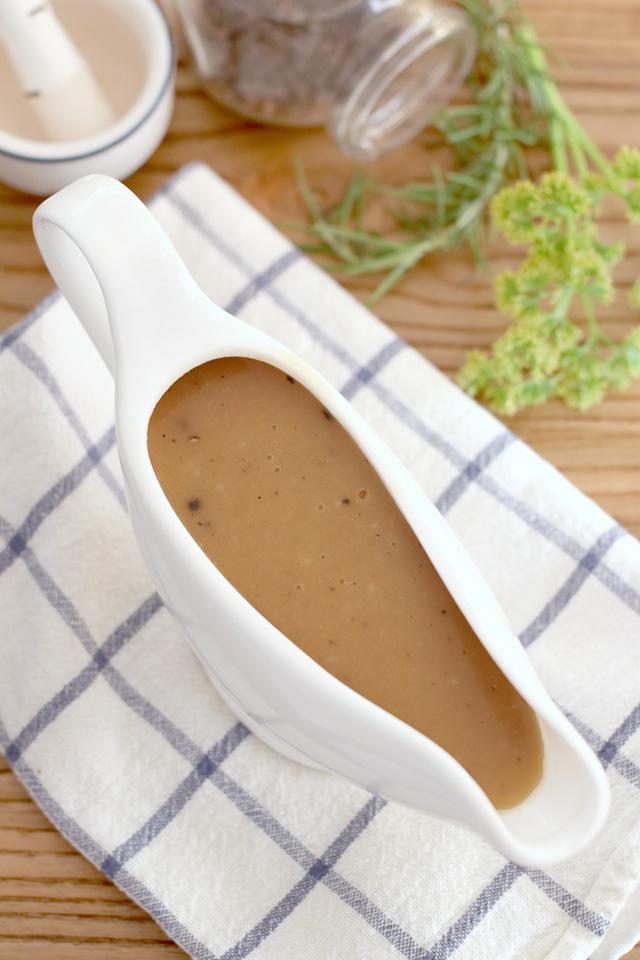 how to make gravy