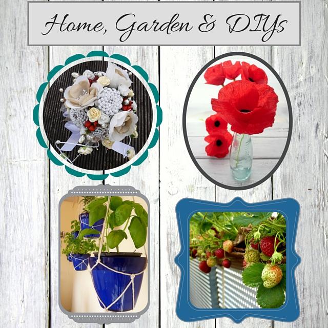 Home, Garden & DIYs