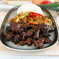 Beef Teppanyaki made Easy