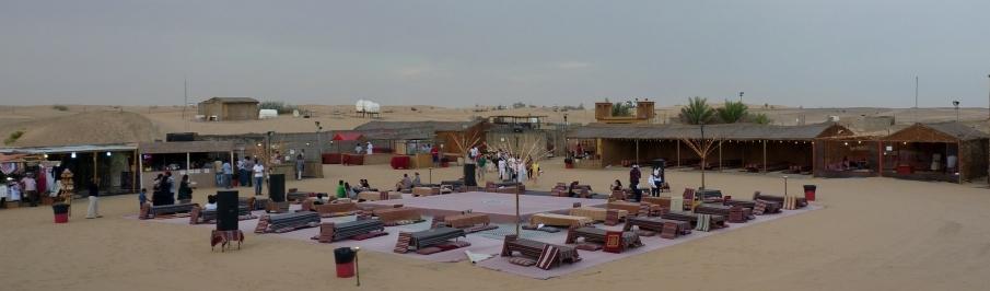 arabian bedouin camp