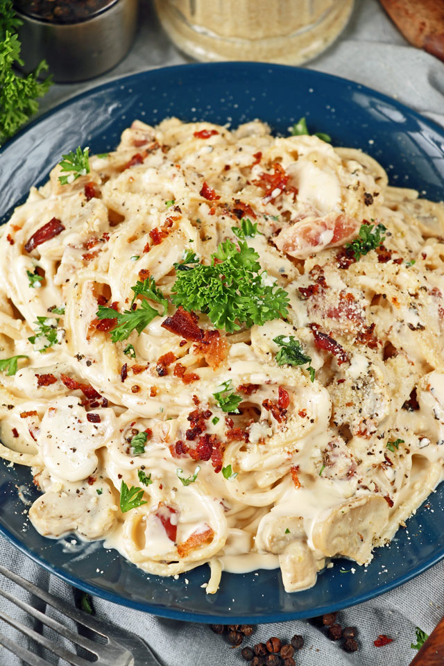 Easy Carbonara Recipe
