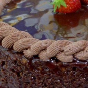 German Hazelnut Cake