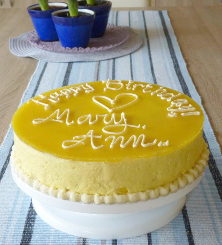 Mango CakeFoxy Folksy