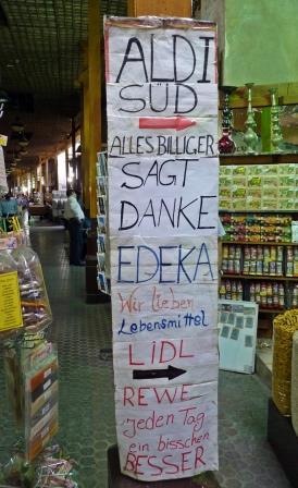 spice souk signs