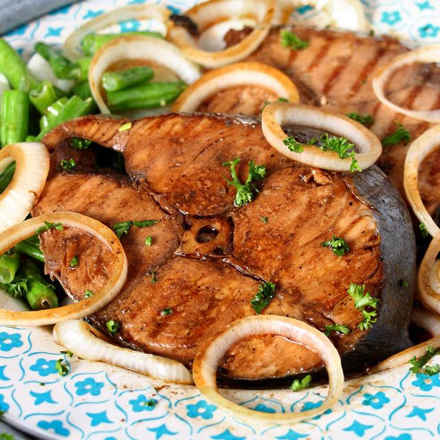 Filipino recipes foxy folksy for Eating fish everyday
