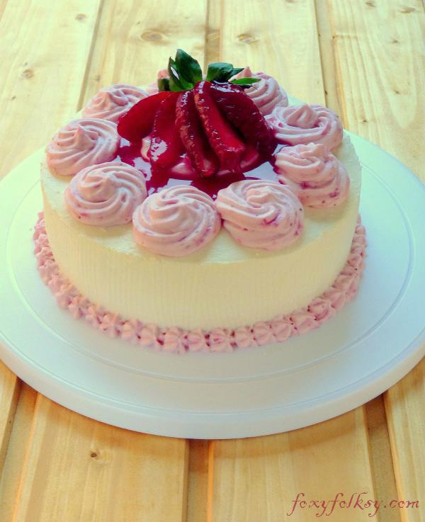 Cake Ice Cream Recipe In Hindi