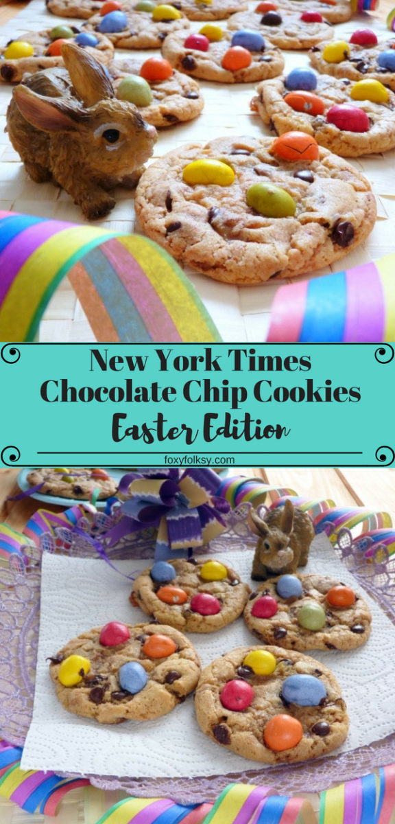 This recipe for Chocolate Chip Cookies has my own