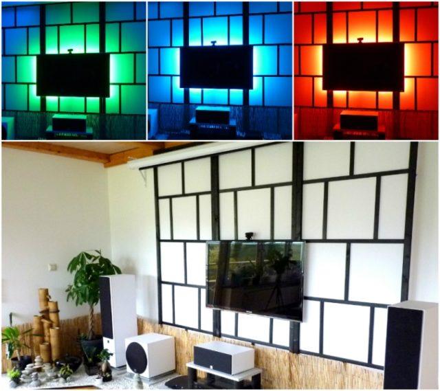 TY Wall Idea