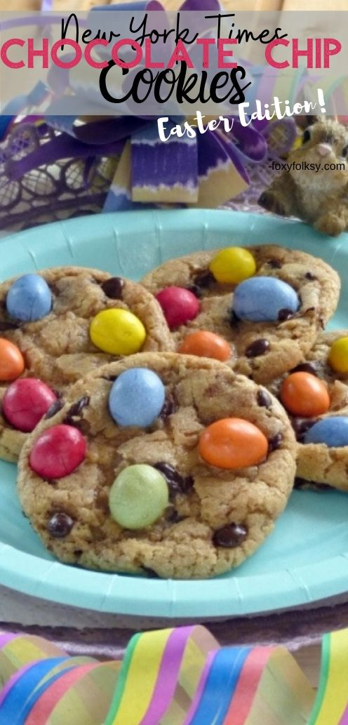 This recipe for Chocolate Chip Cookies has my own \
