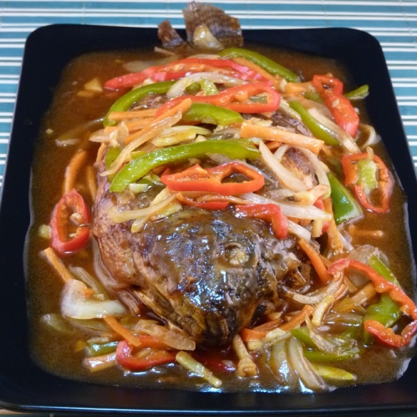 Escabeche sweet sour fish escabeche forumfinder Image collections