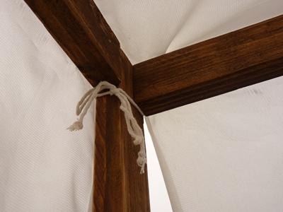 diy canopy bed.3