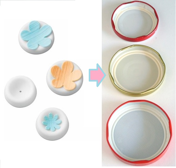 fondant flower forming cups