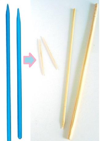 fondant molding stick tool