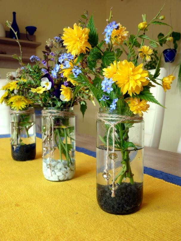mason jar flower vase (4)