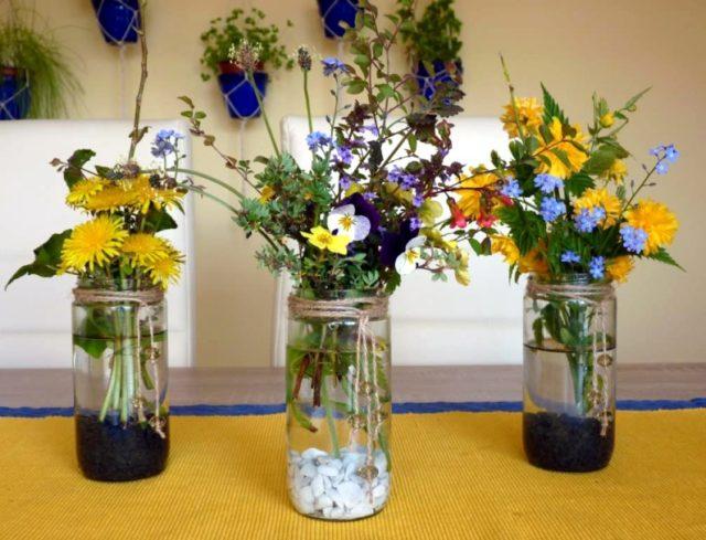 mason jar flower vase (5)