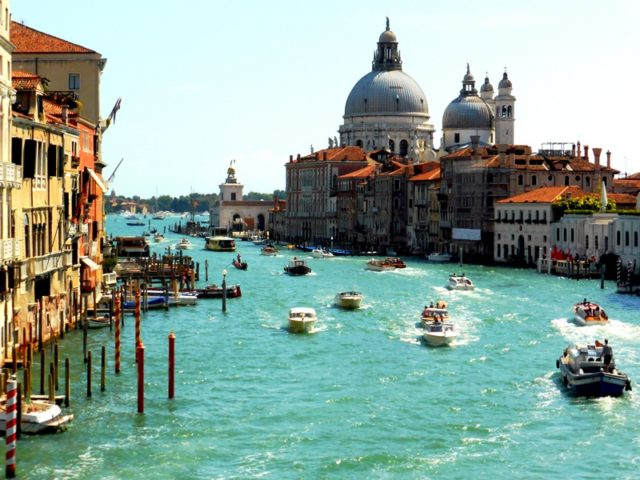 Grand Canal, Venice (2)