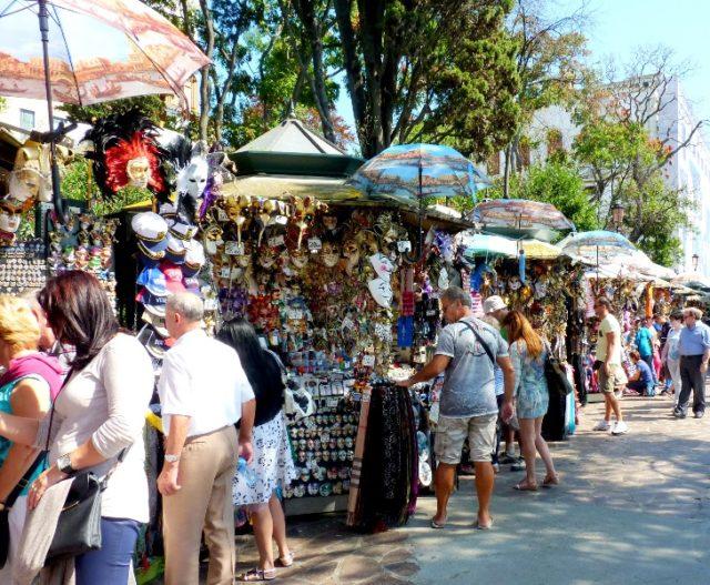 Venice vendors