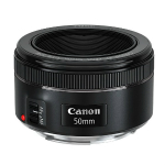 Canon EF 50mm 1