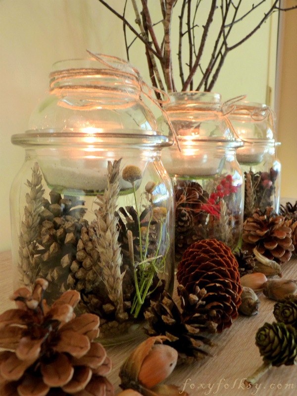 table lantern jars (3)