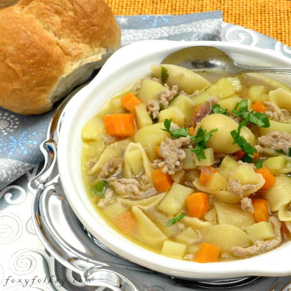 simple vegetable soup 1.1