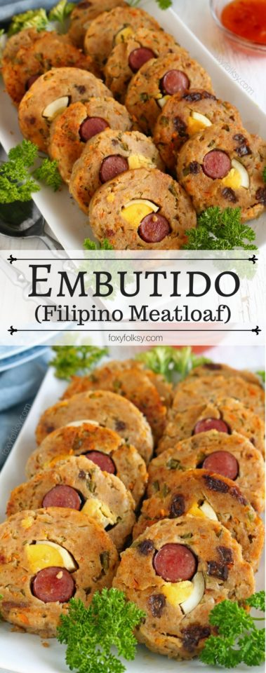 Try this Embutido recipe, the Filipino version of a meat loaf.   www.foxyfolksy.com