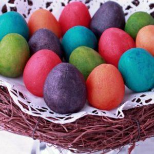 Marzipan Easter Egg