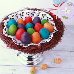 Marzipan Easter Eggs