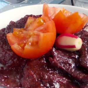 Tocino Sweet Cured Pork