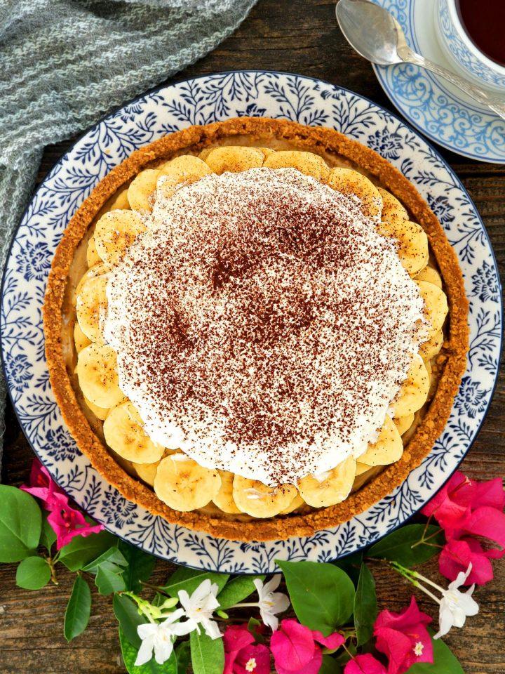 Easy Banoffee Pie
