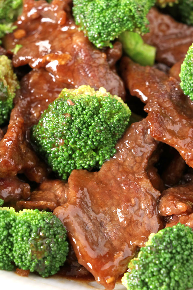 beef broccoli stir fry recipe