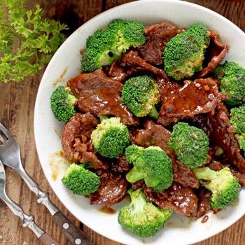 Beef Broccoli Stir Fry Foxy Folksy