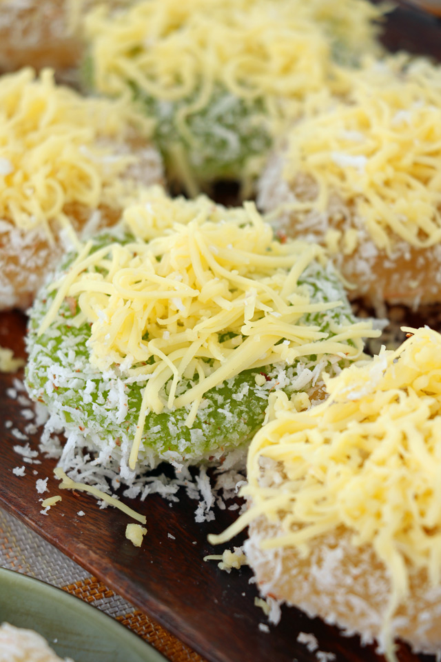 Easy Pichi Pichi Recipe