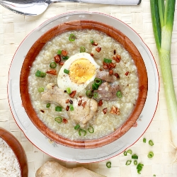 Arroz Caldo (Rice Porridge)
