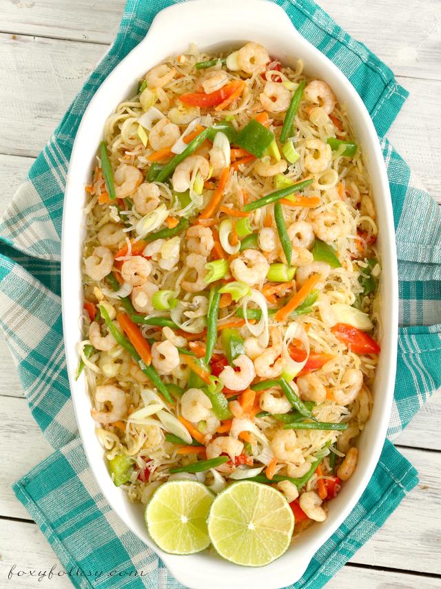 Rice Cake Noodles Origin