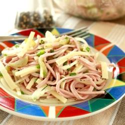 Wurstsalat (Sausage Salad)