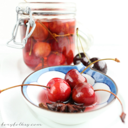 Pickled Cherry Recipe