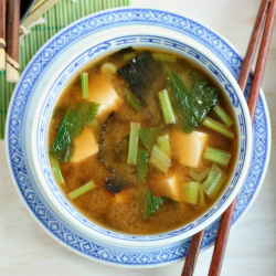 Miso Soup Recipe with tamarind