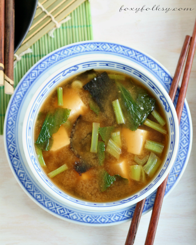 soup 10 minute miso soup carrot soup with miso and sesame seafood miso ...