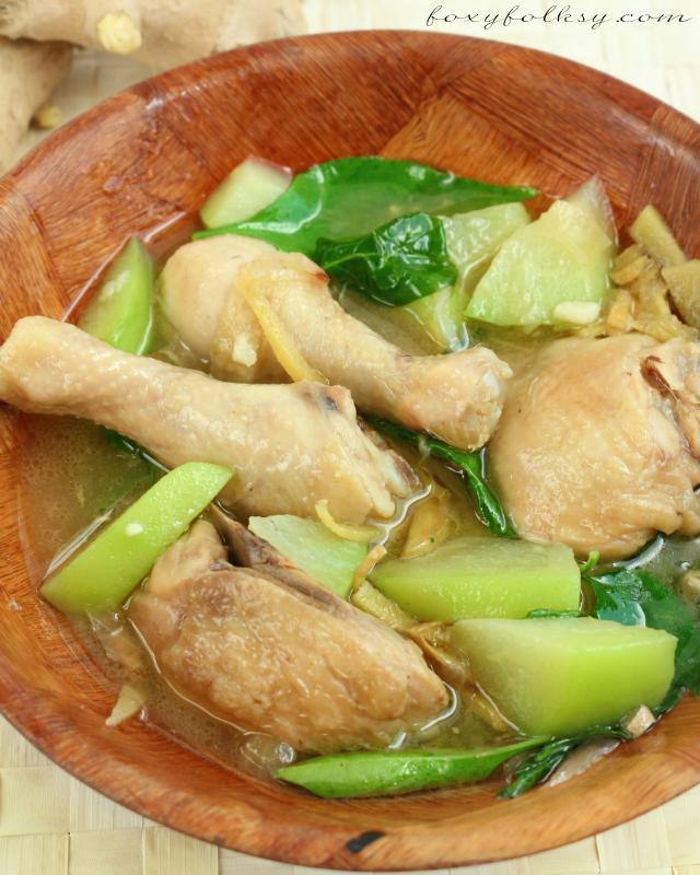 recipe: chicken tinola recipe [9]