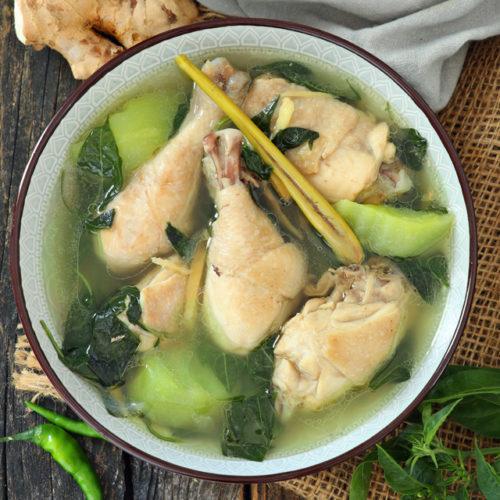 Chicken Tinola (Tinolang Manok) | Foxy Folksy