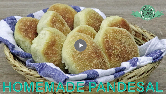Make your own with this easy Pandesal recipe. So soft and stays soft longer. | www.foxyfolksy.com