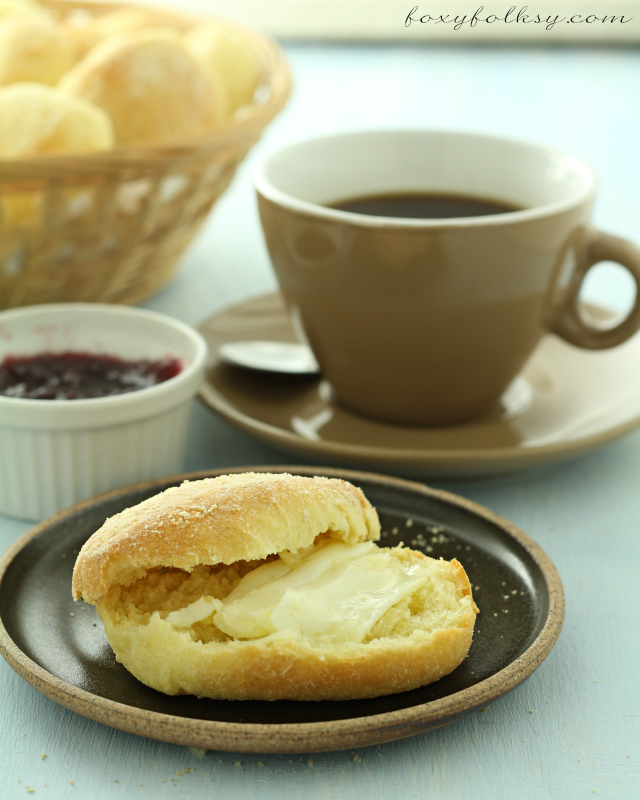 Make your own homemade Pandesal with this easy and simple Pandesal Recipe. Soft and fluffy, covered with breadcrumbs best serve while hot! | www.foxyfolksy.com