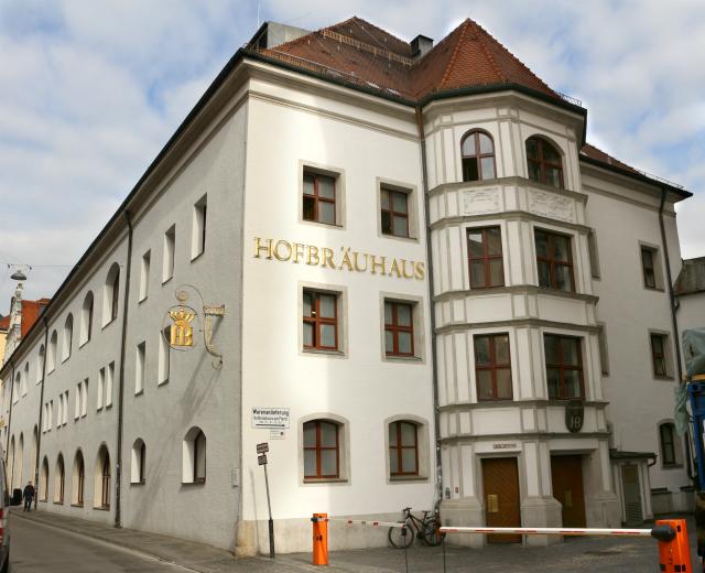 hofbräuhaus building