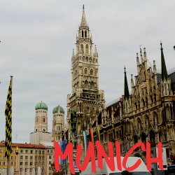 A weekend in Munich