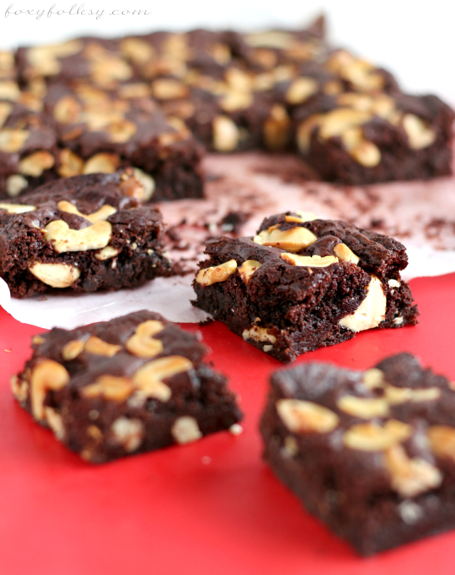 A easy recipe for brownies