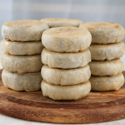 Hopia Recipe- Munggo and Ube filling
