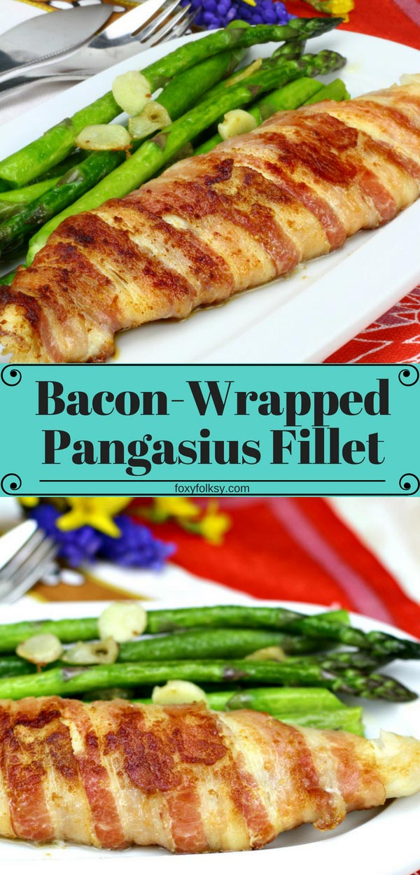 This bacon-wrapped Pangasius fillet is one of the easiest dish you can make with fish yet the tastiest that will surely be loved by young and old alike.