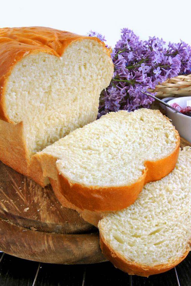 tasty loaf of bread