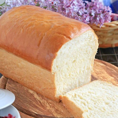 white bread recipe using tangzhong
