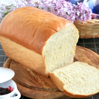 White Loaf Bread